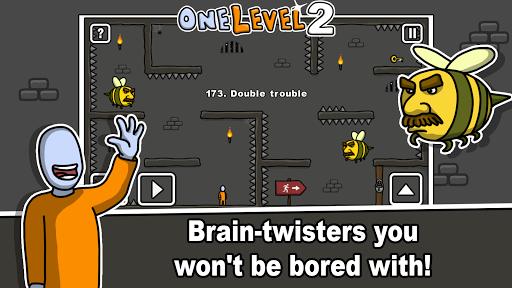 One Level 2: Stickman Jailbreak 1.7.6 screenshots 8