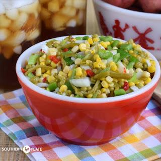 Granny Jordan'S Vegetable Salad Recipe