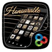 Honourable Go Launcher Theme