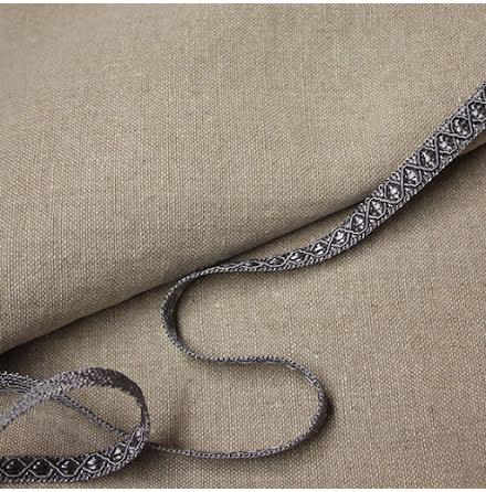 Möbelband - ljusgrå