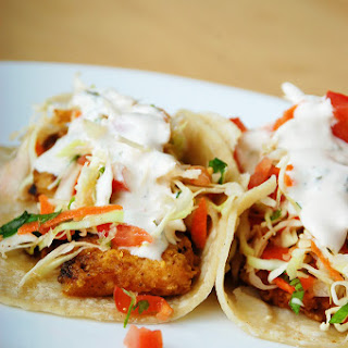 Crispy and Tangy Fish Tacos