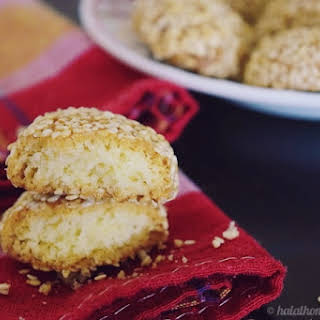 Sesame Seed Biscuit Recipes.