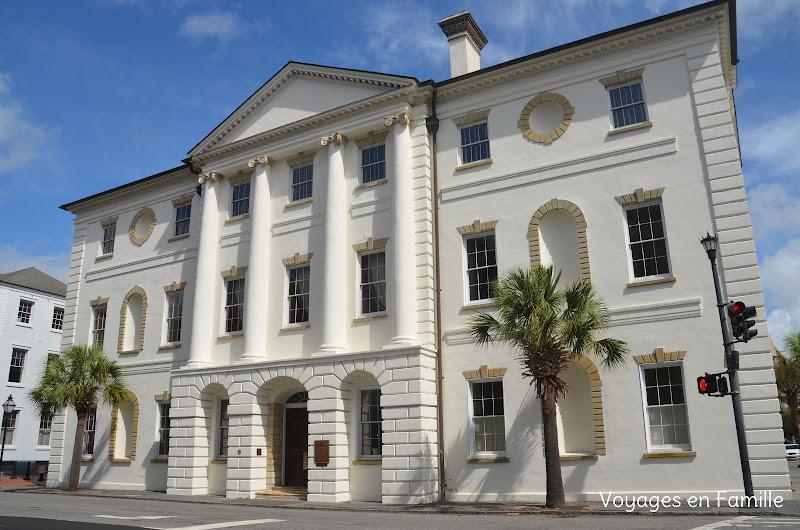 County Courthouse charleston