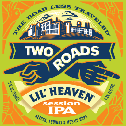 Logo of Two Roads Lil' Heaven