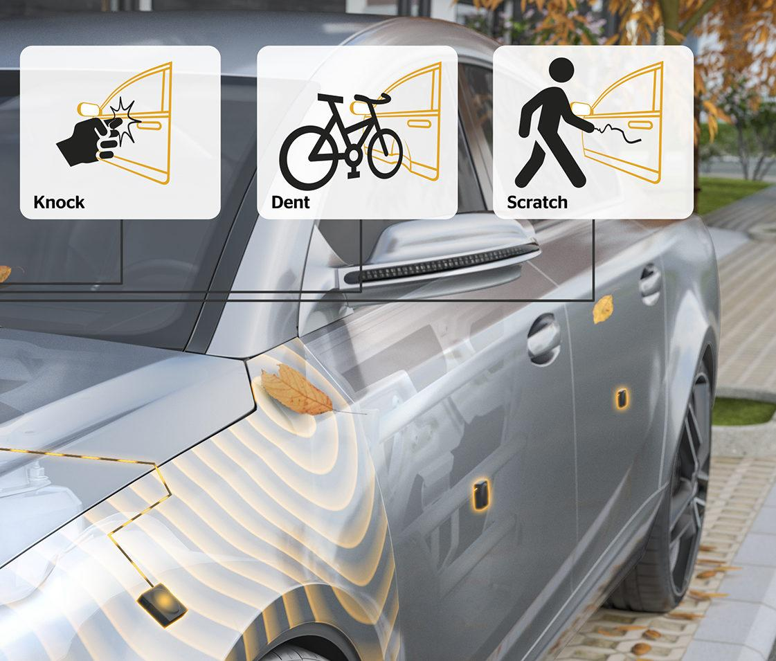 Correction: New Continental auto sensors could detect low-speed impacts -  Repairer Driven NewsRepairer Driven News