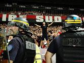 Stevige straffen voor ongeregeldheden bij duel tussen Nice en Marseille