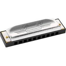 Image result for images of Hohner Special 20 harmonica