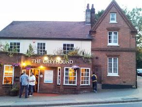 Photo: Greyhound inIpswich offers great pub grub and cask ales.