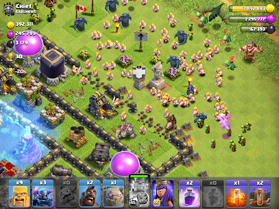 Clash of Clans MOD 10.134.18 (Unlimited Money) Apk 6
