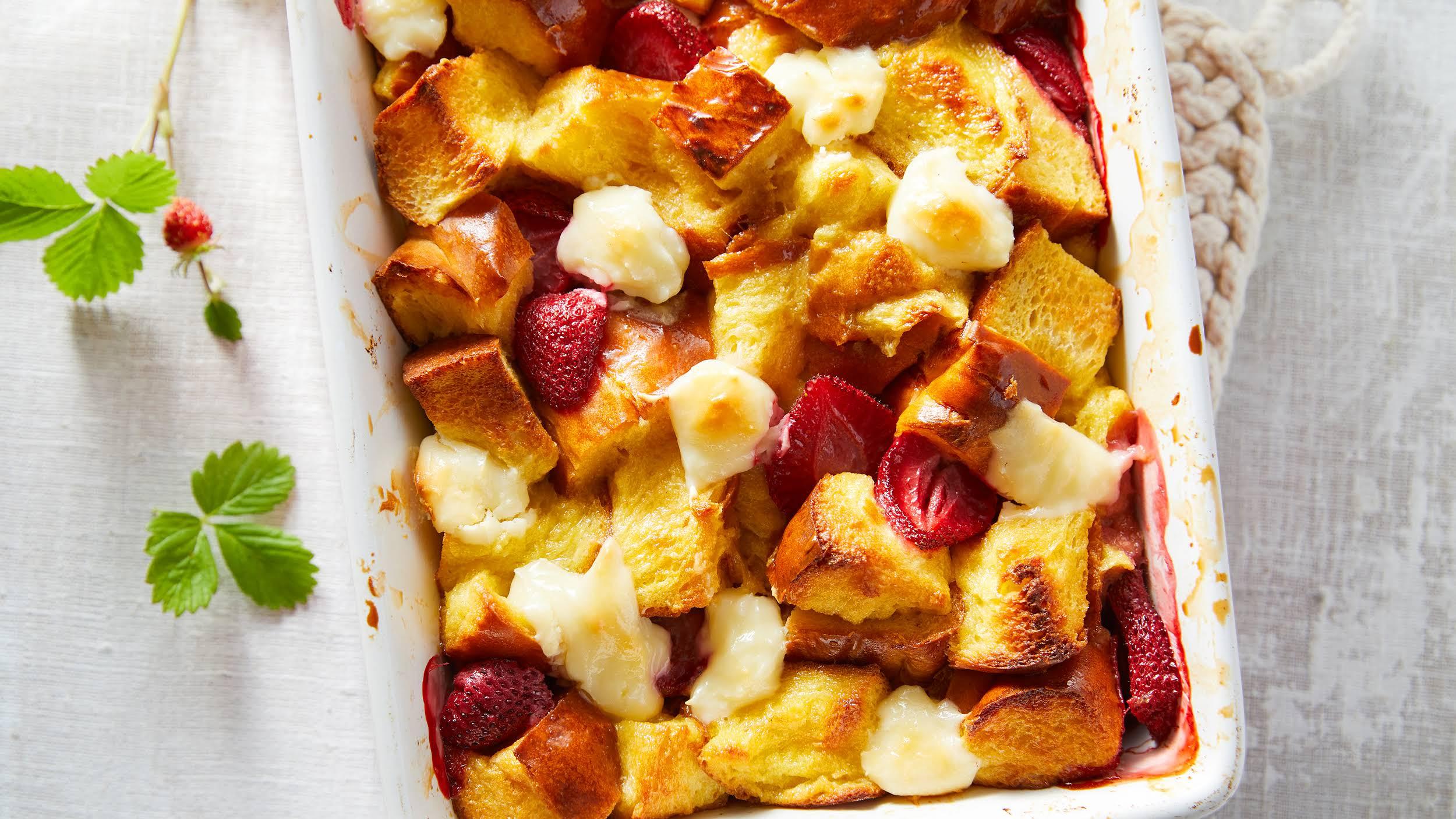 10 Best Healthy Strawberry Breakfast Recipes Yummly