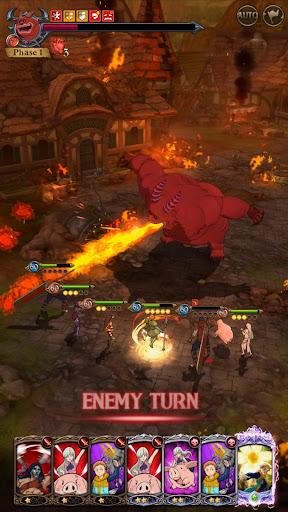 The Seven Deadly Sins Grand Cross screenshot 23