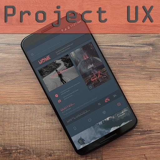 Project UX for KLWP