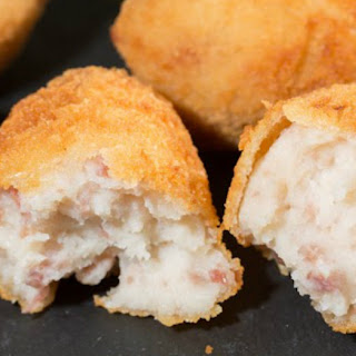Ham and Swiss Cheese Croquettes