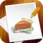 How to Draw Desserts & Food APK icon
