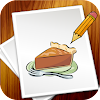 How to Draw Desserts & Food