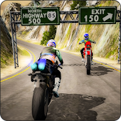 Motorcycle Racer 3D-Offroad Bike Racing Games 2018
