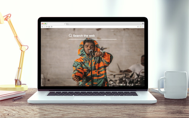 Smino HD Wallpapers New Tab Theme