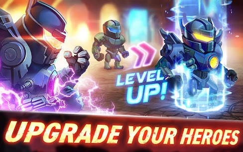 Battle Arena: Heroes Adventure – Online RPG 6