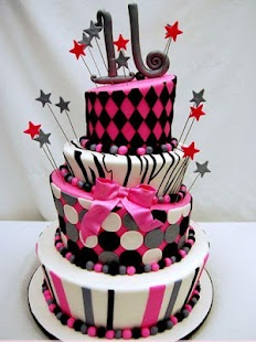 Birthday Cake Ideas designs screenshot