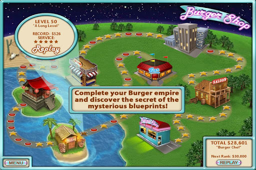 Burger Shop screenshot 14