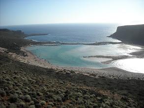 Photo: Balos ou la plage des pirates