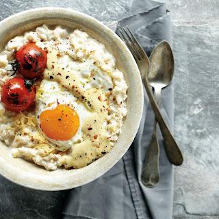 Breakfast Risotto.