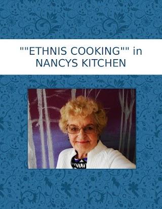 """""""""""ETHNIS COOKING"""""""" in NANCYS KITCHEN"""