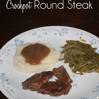 Crockpot Round Steak