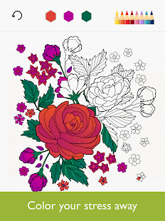 Colorfy - Coloring Book Free- screenshot thumbnail