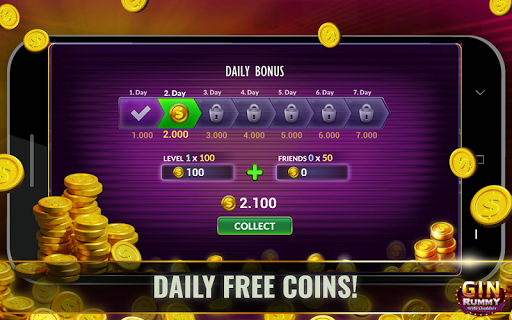 Gin Online - Free Online Card Game 1.0.5 screenshots 9