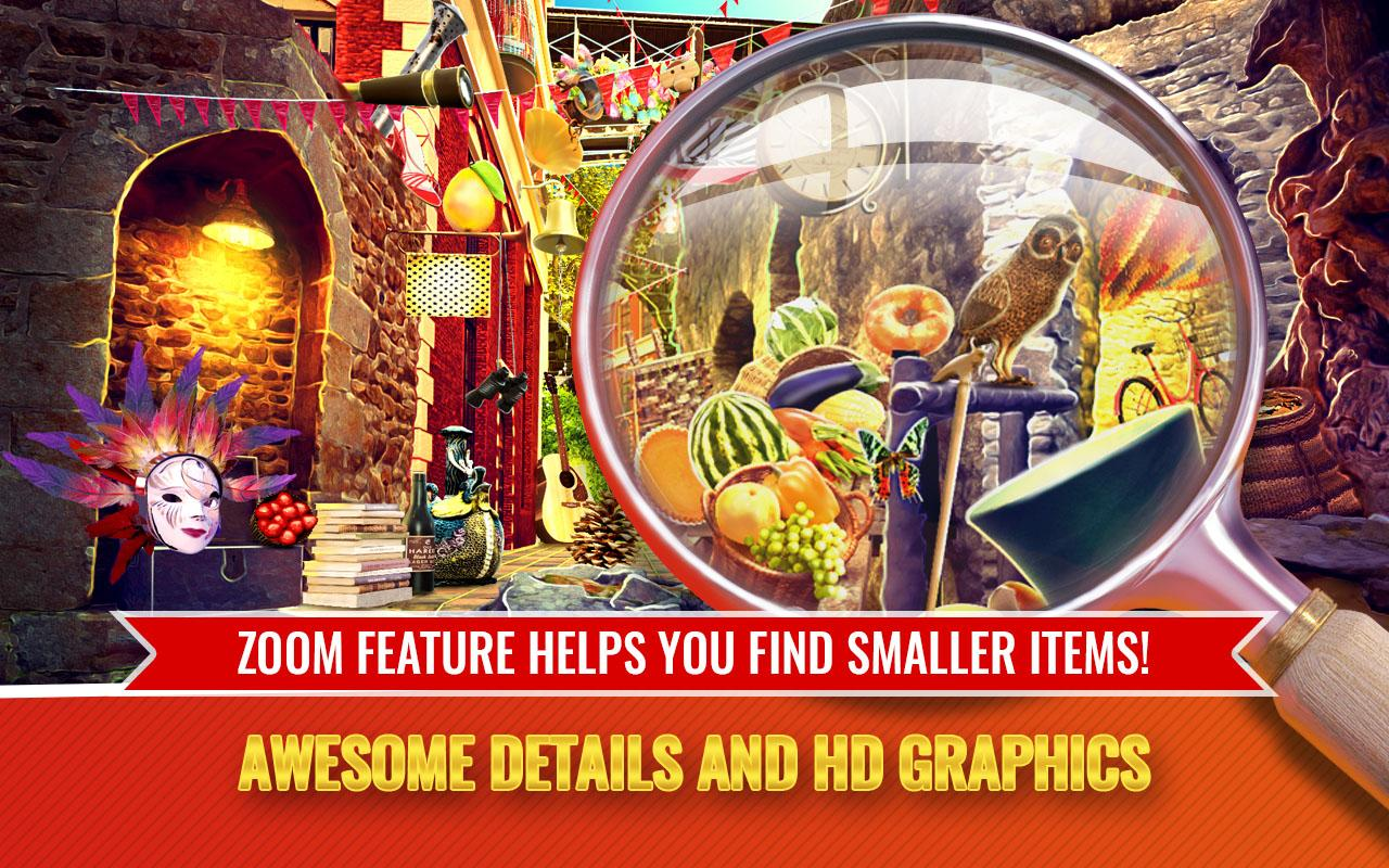 Hidden Objects Carnival – Best Seek and Find Games- screenshot
