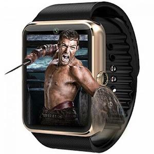 Ceas Smartwatch cu Telefon GT08. Camera 1.3 mpx. Apelare BT. iOS-Android