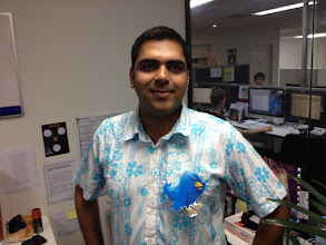Photo: Tweet shirt Piyush!