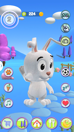Talking Rabbit 2.18 screenshots 1