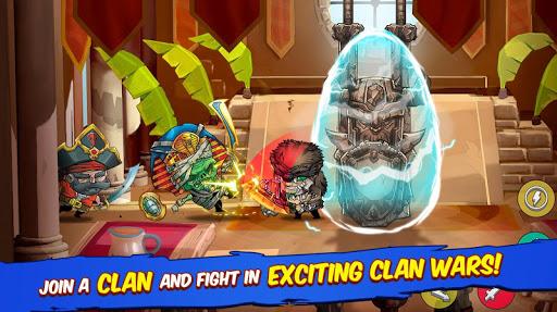 Tiny Gladiators - Fighting Tournament screenshot 18