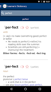Learner's Dictionary - English v1.0
