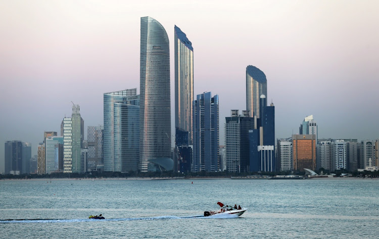 Abu Dhabi, United Arab Emirates. Picture: REUTERS/HAMAD MOHAMMED