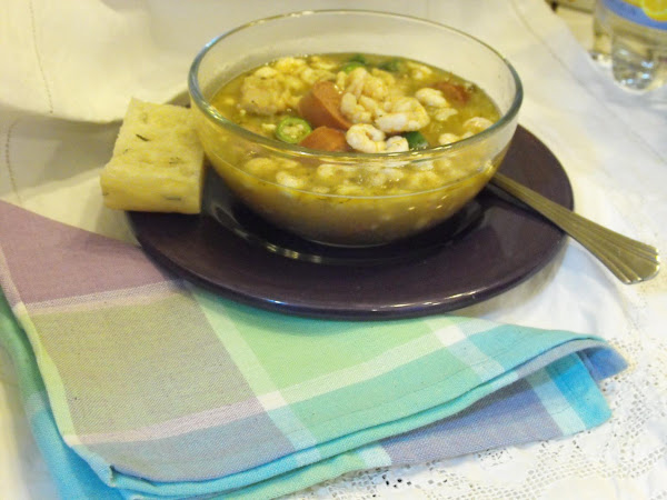 Lazy Man's Gumbo Recipe