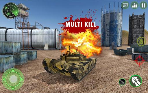 Modern Army Tank War Machine -Tank Shooting Games 12 screenshots 3