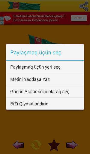 Download Turkmen Atalar Sozleri Free For Android Turkmen Atalar Sozleri Apk Download Steprimo Com