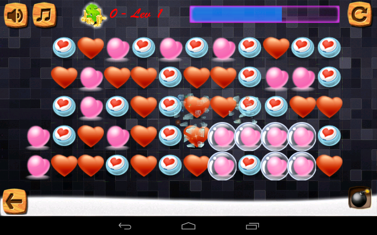 Fruit link deluxe - Candy Legend Fruit Link 2015 Screenshot
