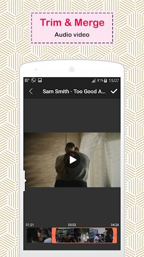 video audio cutter 4.8 screenshots 3