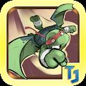Super Flying Ninja Turtle icon