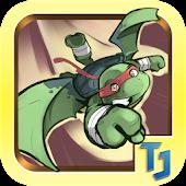 Super Flying Ninja Turtle