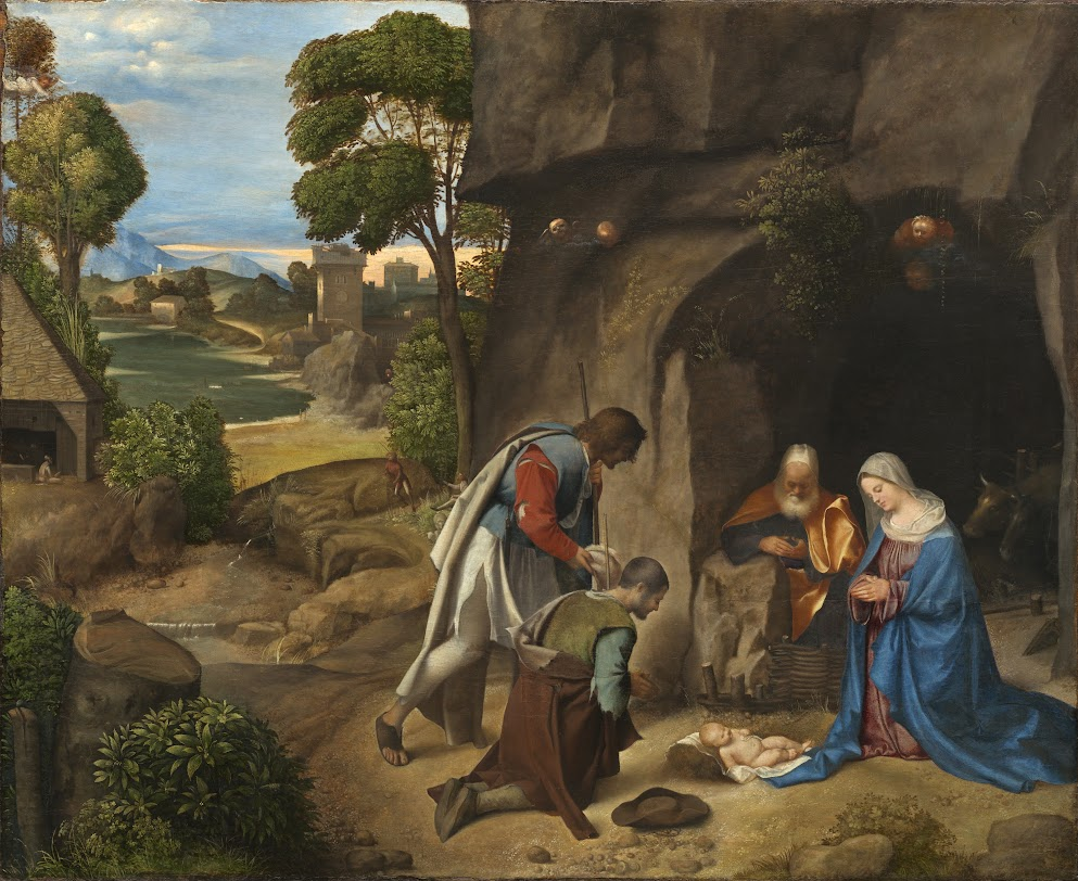 Article on Giorgione's Adoration of the Shepherd