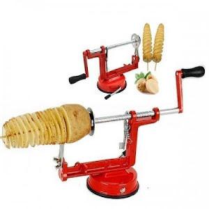 Aparat Core Slice Peel, pentru curatat si feliat mere sau cartofi