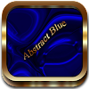 Abstract Blue Go Launcher APK