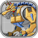 Robot Werewolf Toy Robot War icon