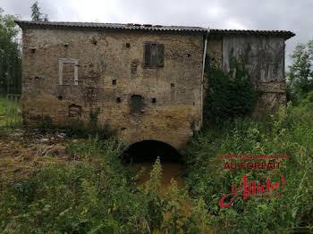Moulin 1 pièce 300 m2
