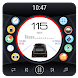 Curve - theme for CarWebGuru launcher